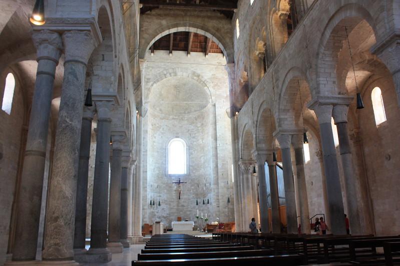 Trani látnivalói - templom