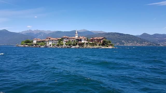Észak-olasz tóvidék kincsei körút útiterv: Isola Dei Pescatori