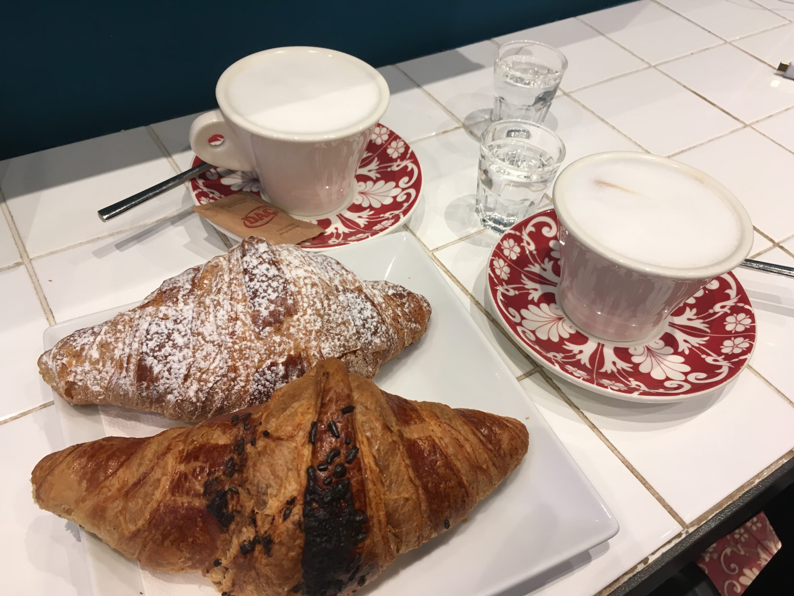 olasz reggeli